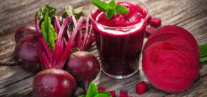 Beetroot Juice to Make Livr Healthy and Functional