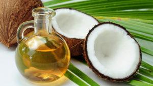 Use Coconut Oil to remove dandruff Fast
