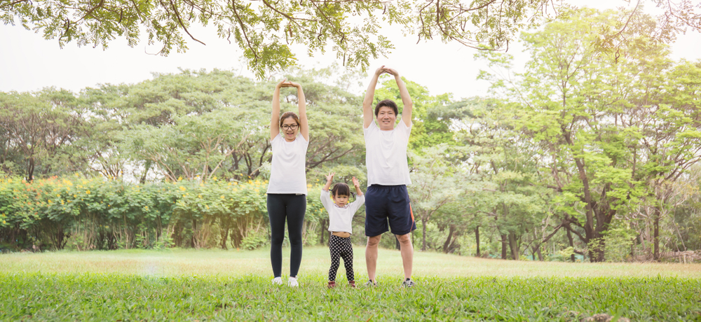 Exercise Daily to Avoid Being Underweight