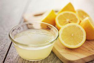 Lemon Juice And Vaseline