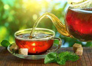 Tea to Make Liver Healthy