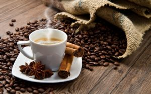Use Coffee to being Underweight