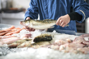 Use Fish for Strong Kidney