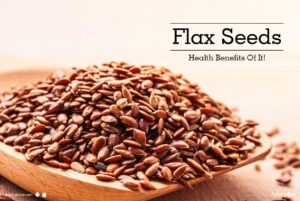 Use Flax Seeds to have beautiful and strong hairs