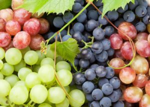 Use Grapes to keep liver healthy and functional