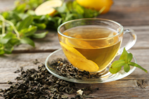 Use Green Tea to lose your weight