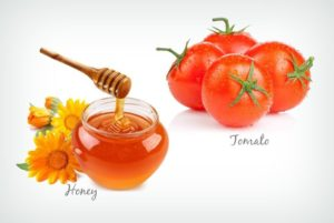 Use Tomato Plum And Honey remedy to get beautiful neck