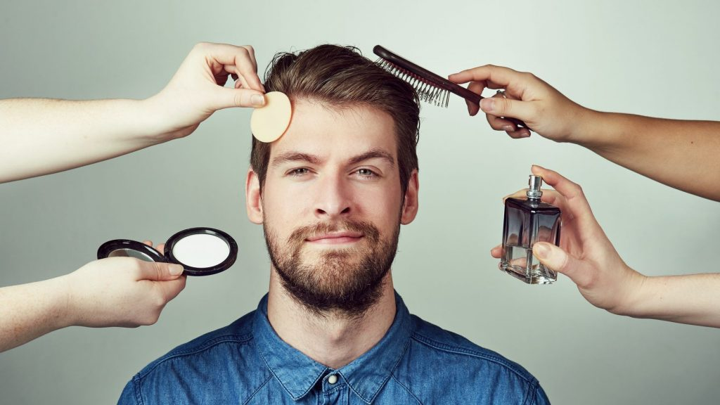 Tips Of Party Makeup For Men