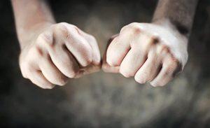 Tips for Dark Knuckles