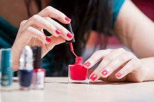 toxin chemicals in nail polish