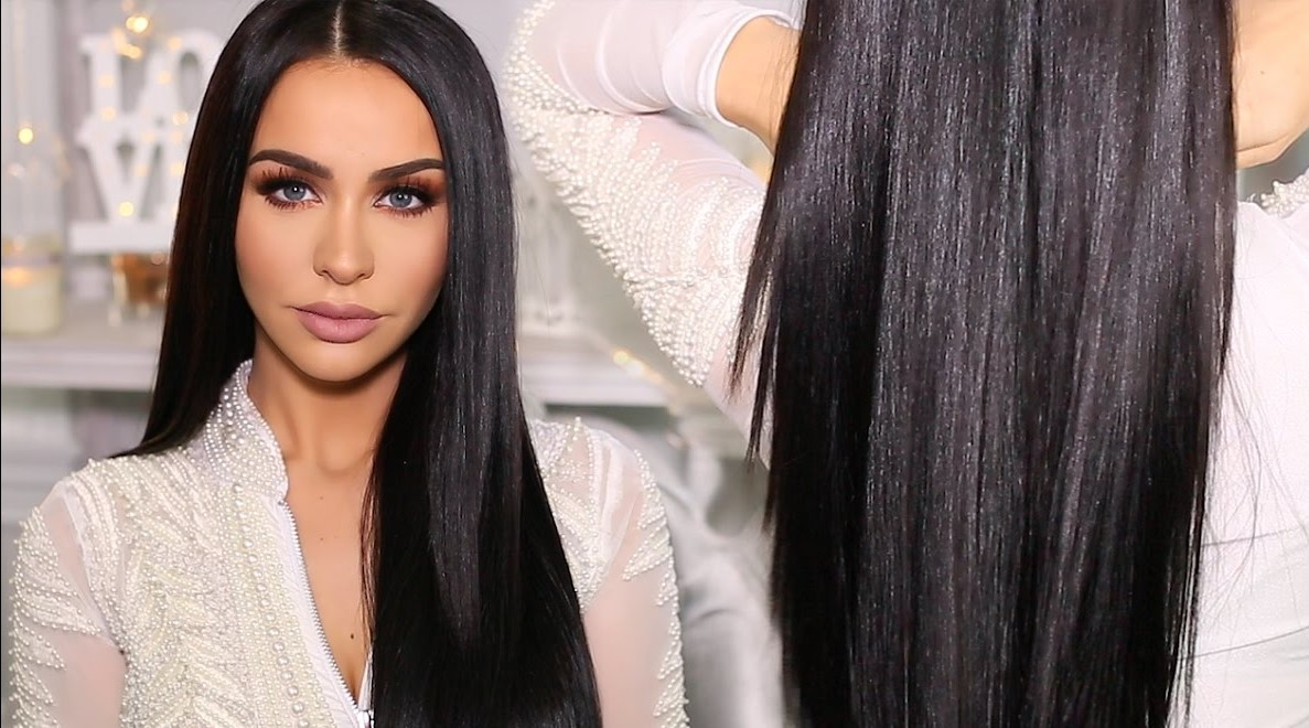 Gorgeous and Straightening Hairs