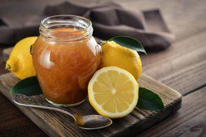 Honey & Lemon for body whitening