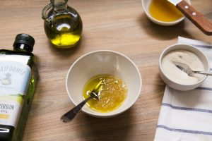 Olive Oil And Sugar Remedy