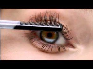 A Mascara Comb