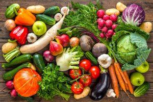 Antioxidants Diet