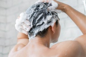 Don't Shampoo Much In Cooler Water