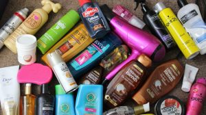 Trying New Shampoos And Conditioners