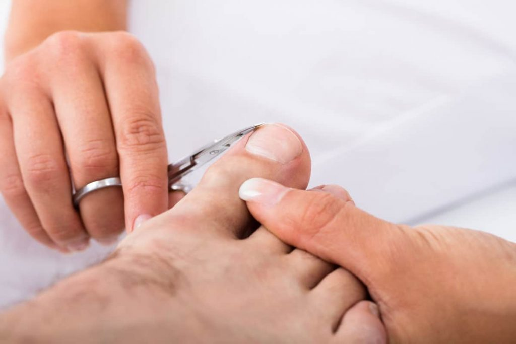 Male Manicure and Pedicure Tips