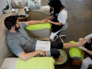Male Manicure and Pedicure Tips At Home