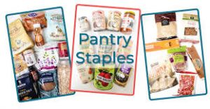 Peruse Your Home Pantry
