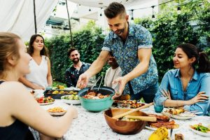 friends or relatives that are health-focused