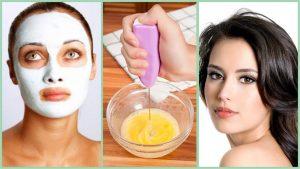 Egg Face Masks