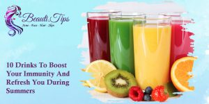 Drinks to Boost Your Immunity
