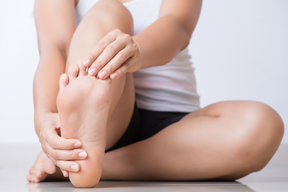 Foot Exercise to Relieve Back Pain