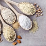 Flour to Replace Wheat Nuts Soak